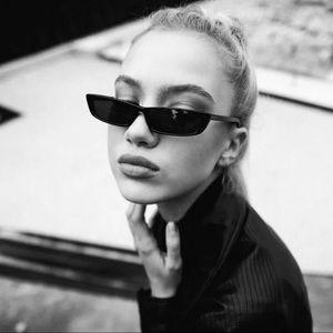 Accessories - [ new ] Vintage Skinny Retro Sunglasses